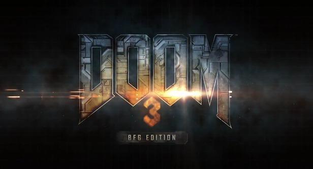 FPSの始祖『Doom』の最新超絶完全版『Doom 3:BFG Edition』がPS3/Xbox/PCで今秋発売決定!