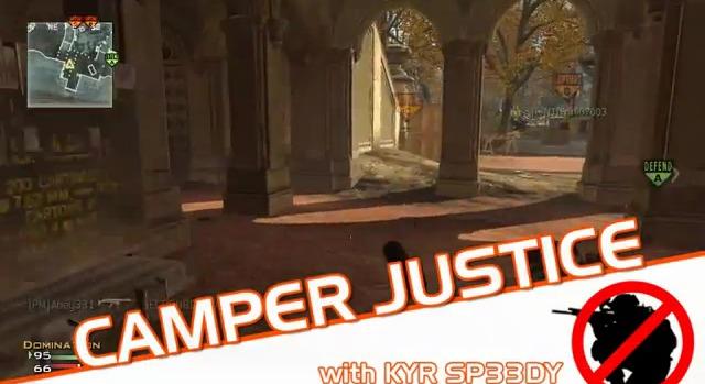 [MW3] おもしろ:キャンパー(芋)を懲らしめる『Camper Justice』シリーズ(3本)