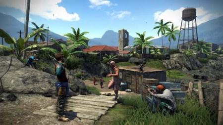 『ファークライ3』Co-op用の無料DLC、国内PS3版に向け3月28日配信