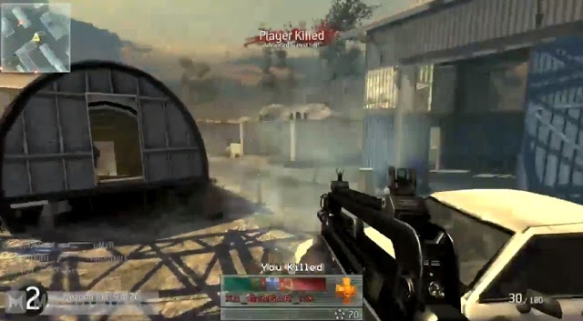 "[MW2] Modern Warfare 2 で""ガンゲーム""!BFの""RUSH""もプレイ可能"