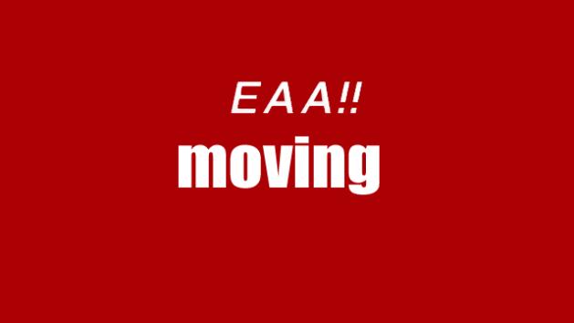 EAA!! 移転のお知らせ