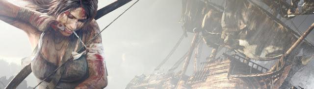 『Tomb Raider』最新トレイラー&スクリーンショットが素晴らしい。名作『アンチャーテッド』超えも夢じゃないかも