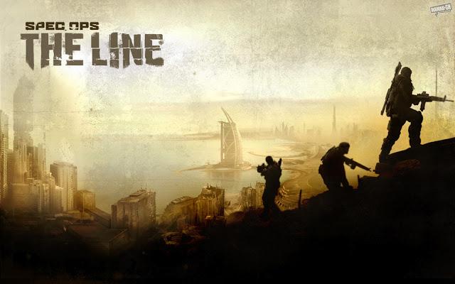 世界一美しい都市ドバイが大変なことになる『Spec Ops: The Line』マルチプレイヤー公開
