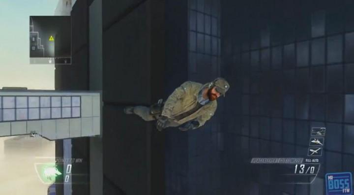 "CoD:BO2:DLC""Uprising""のジャンプスポットとグリッチスポット(5本)"