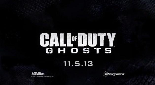 『Call of Duty-Ghosts(コールオブデューティーゴースト)』