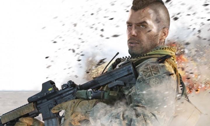 "Call of Duty:Ghosts に""ソープ""が登場?!開発映像から発覚"