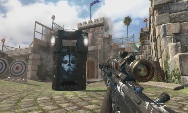 CoD:BO2に「CoD:Ghosts柄の隠しカモフラージュ」が仕込まれている事が判明+MW3にも!