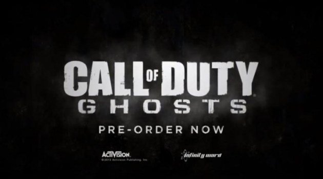Call of Duty:Ghosts