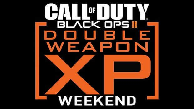 DOUBLE WEAPON XP - Black Ops 2