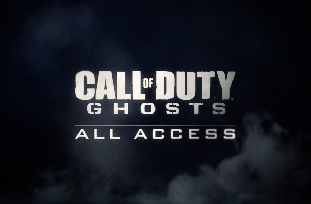 CoD:Ghosts:6/10にプレイ動画公開!