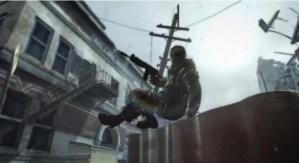 CoD:ゴースト:新アクション、「リーン」と「乗り越え」はボタン操作必要なし、動作中に射撃可能