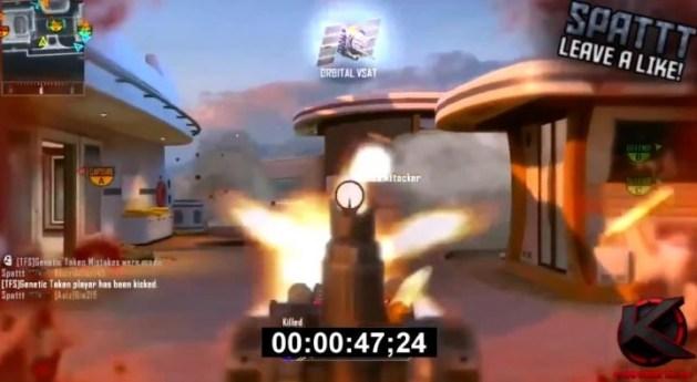 CoD:BO2:世界記録更新!64秒でニュークリアキラー達成動画