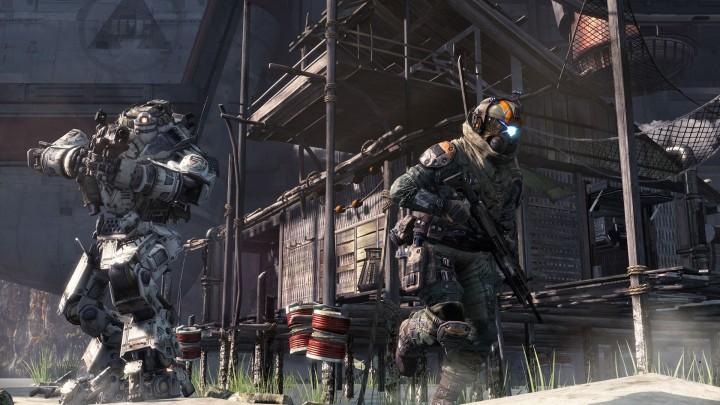 Titanfall: マルチとキャンペーンの融合について解説。エンディングあり、全モードでXP獲得など