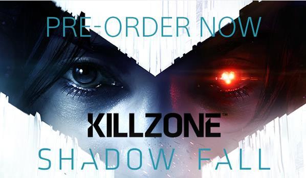 Killzone: Shadow Fall:3種の予約特典と高画質プレイ動画公開