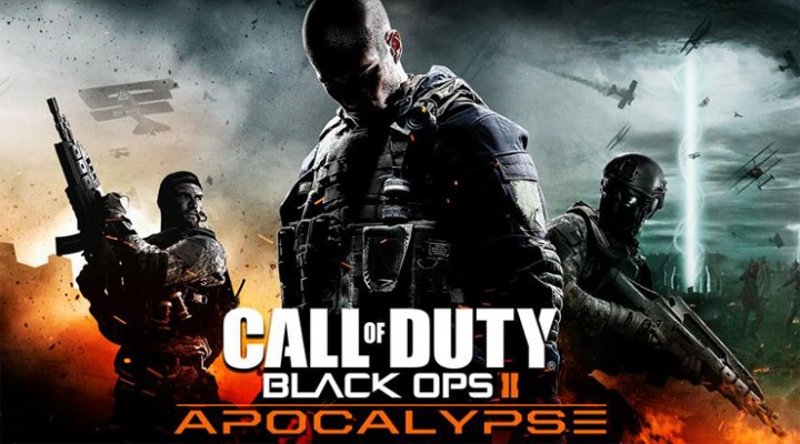 "CoD:BO2:PS3版DLC""アポカリプス""、9/30リリースを正式発表"