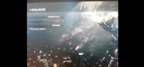 CoD:ゴースト:宇宙からみた立体的な「メニュー画面」の動画公開