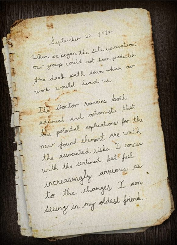 Letters from the Field1