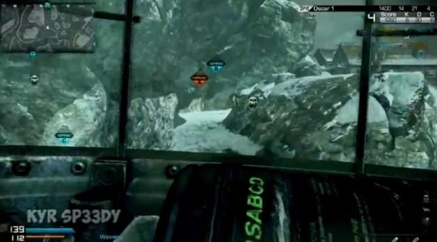 CoD:ゴースト:新MP動画5本!シールドやLMGプレイ、ドミネーション、TDMなど