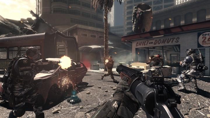 CoD:ゴースト:現行/次世代、PS/Xbox/PC、関係なくキャラクター移行が可能に