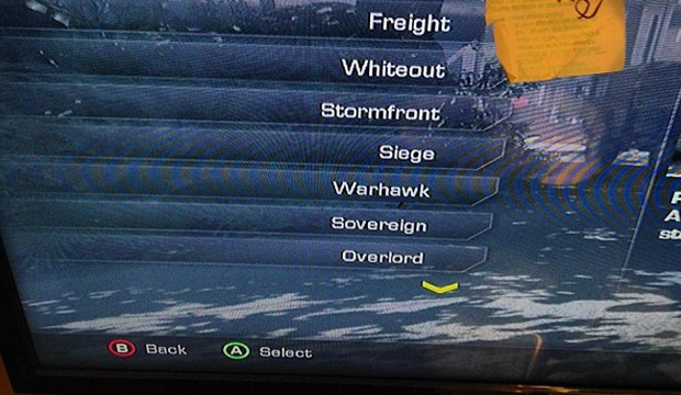 CoD: ゴースト:マルチプレイヤーマップ全14種がリーク
