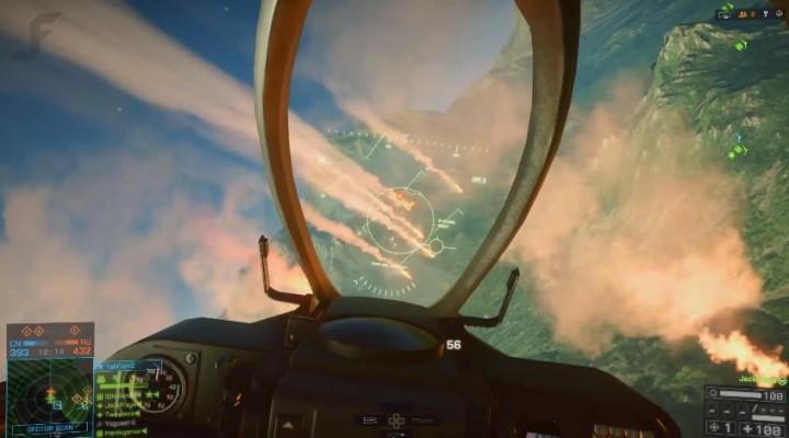超高画質:次世代版『BATTLEFIELD 4』マルチ&キャンペーンプレイ動画大量公開