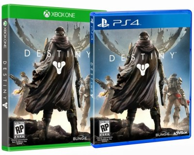 Destiny:「ゲーム史に残る巨額投資」、「凄まじく親しみ易いと同時に凄まじく革新的」