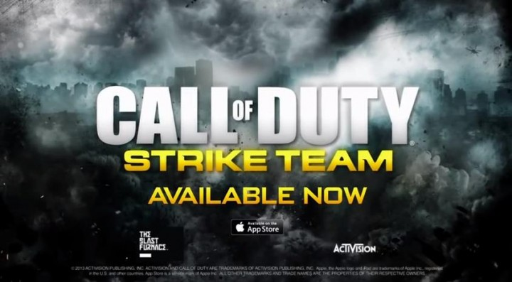 高評価の『Call of Duty: Strike Team』がアップデート、Android版も間もなく登場