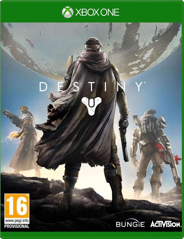DESTINY-ボックスアート-Xbox One