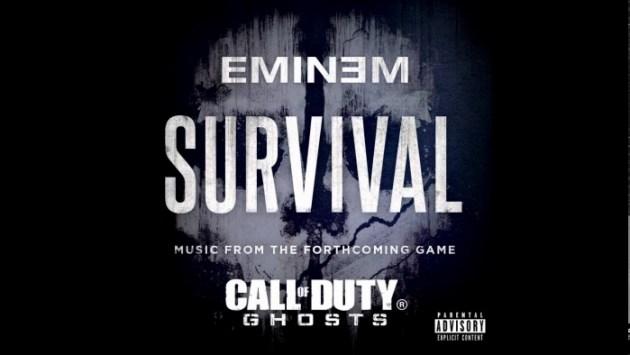 CoD:ゴースト:エミネム × Call of Duty: Ghosts 新曲ミュージックビデオ!