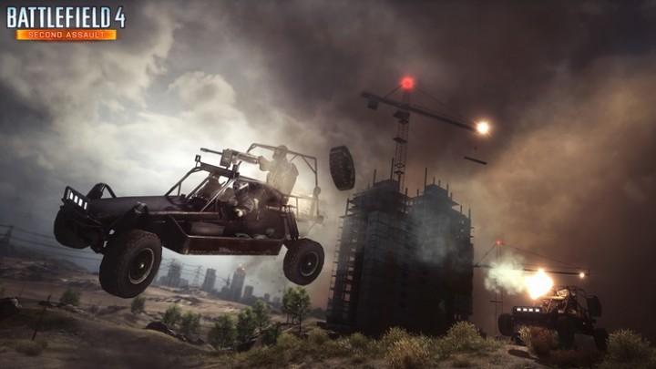 """BATTLEFIELD 4:あの戦場が帰ってくる…DLC""""Second Assault""""公式トレイラー登場!!"""