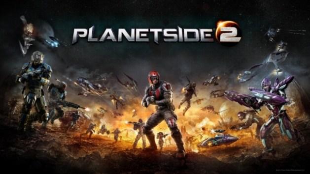 Planetside 2:クローズドβが1月20日から開始(北米のみ)