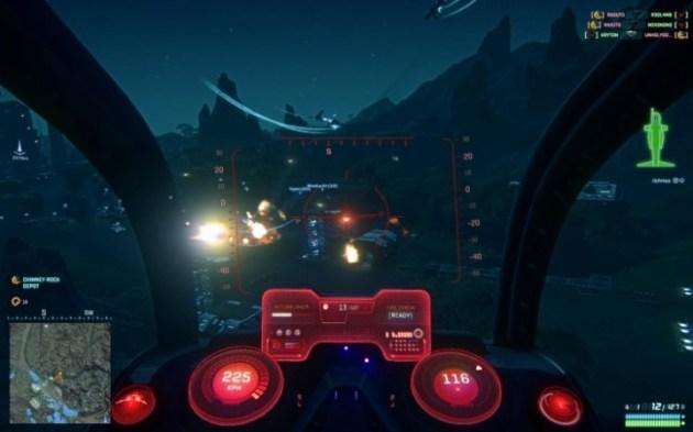 """SOE社長""""基本プレイ無料のFPS『PlanetSide 2』は、PS4にとっての『Halo』になる""""05"""