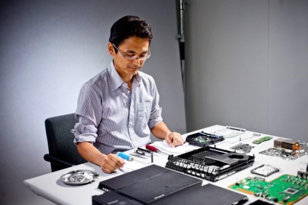 PlayStation 4の内部公開、担当エンジニアによる分解