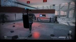 CoD: ゴースト:サポートストリークに「シールド装備の味方召喚」や「弾薬補充」の使用シーン。最強ストリークは「オーディン」か
