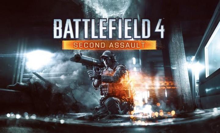 "BATTLEFIELD 4:DLC""Second Assault""概要発表、人気マップと武器のリデザインやCTF復活など"