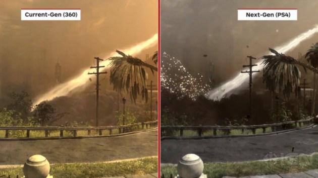 Call of Duty Ghosts - Current-Gen vs Next-Gen3