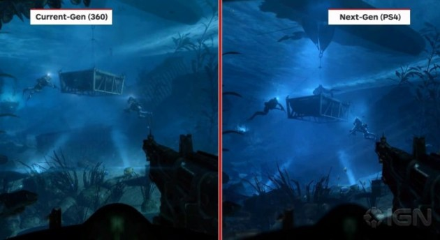 Call of Duty Ghosts - Current-Gen vs Next-Gen6