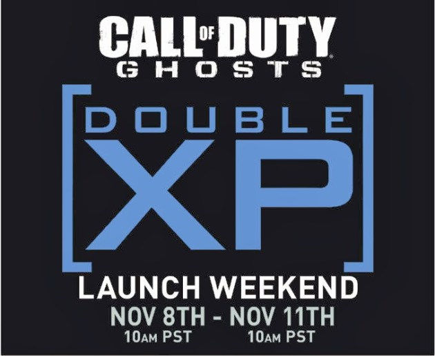Call of Duty- Ghosts-DOUBLE-2XP