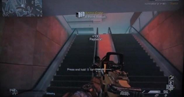 CoD Ghosts サポートストリーク