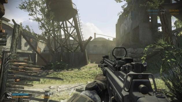 """CoD329187 ゴースト:PS4の""""シェア機能""""で撮影された高解像度スクリーンショット-010"""