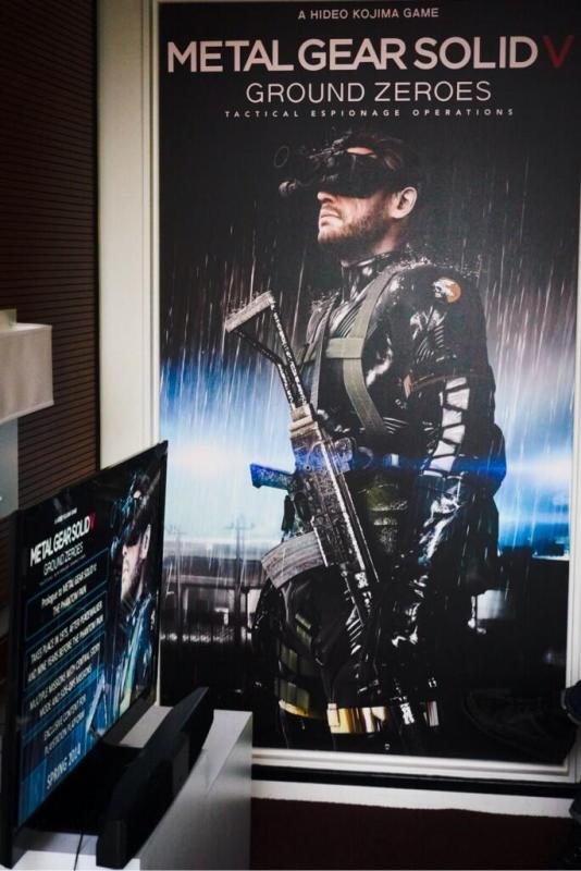 METAL GEAR SOLID V GROUND ZEROES、PlayStationは独占コンテンツ含む