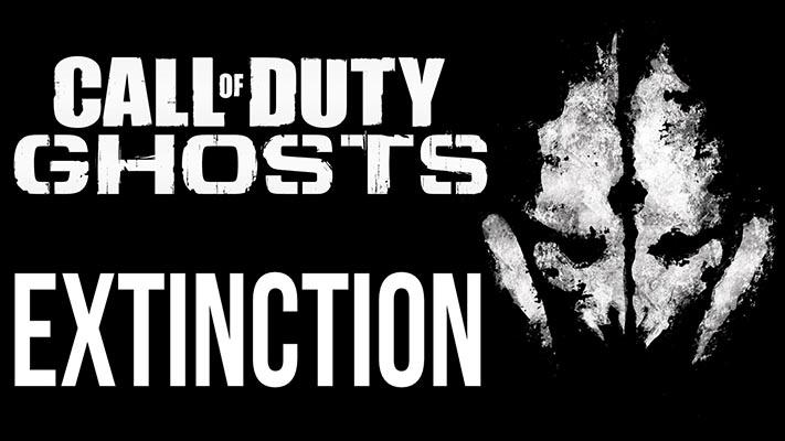 """CoD: ゴースト:エイリアンモード""""Extinction""""日本語字幕トレイラー"""