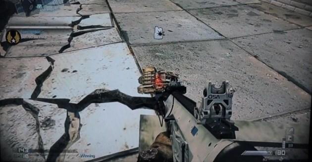 CoD Ghosts サポートストリーク03