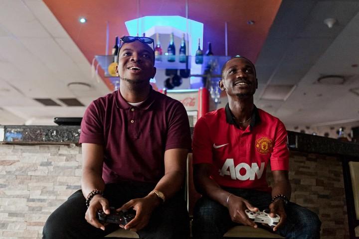 西アフリカでのゲーミングライフ 「ゲームは世界共通語」