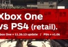 CoD ゴースト:綺麗なのはどっち?PS4 vs Xbox One最新比較動画CoD ゴースト:綺麗なのはどっち?PS4 vs Xbox One最新比較動画