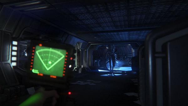 ファーストパーソン・サバイバルホラー『Alien Isolation』 (4)