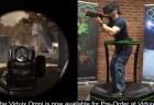 CoD ゴースト:これがFPSの未来形、VirtuixのVRデバイス「Omni」を使ったマルチプレイ動画