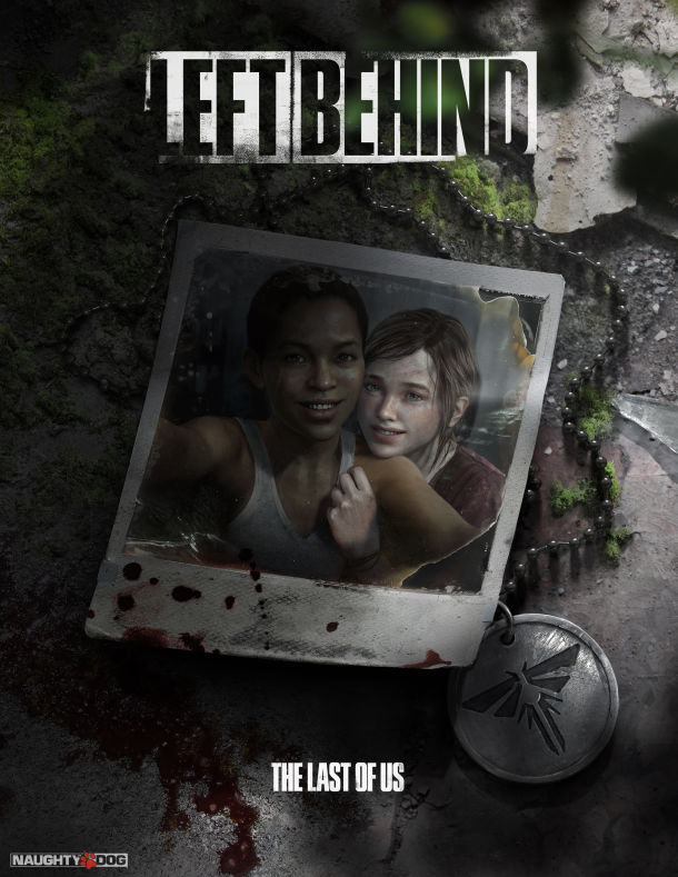 "The Last of US ストーリーDLC""Left Behind"""