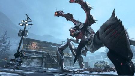 "CoD ゴースト:第一弾DLC""Onslaught ""の新エイリアンやティザー動画が公開"