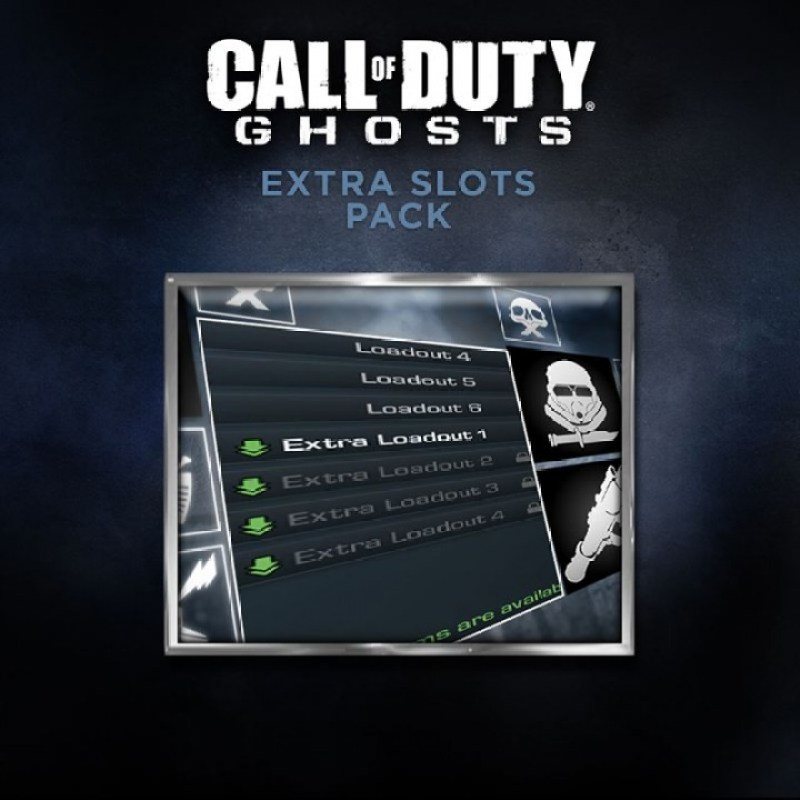 Extra Slots Pack